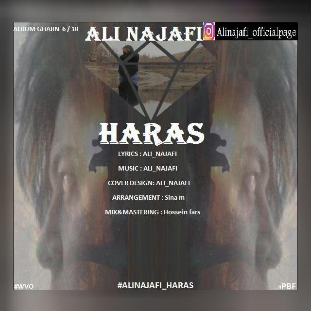 Ali Najafi – Haras