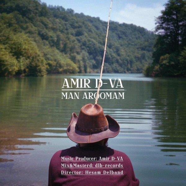 Amir D-va – Man Aroomam