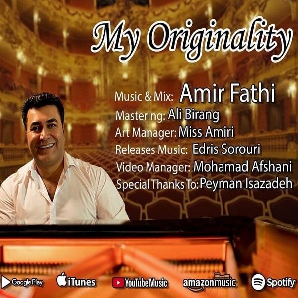 Amir Fathi – My Originality