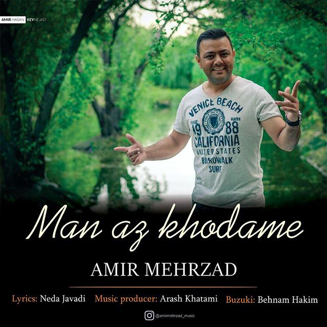 Amir Mehrzad – Man Az Khodame