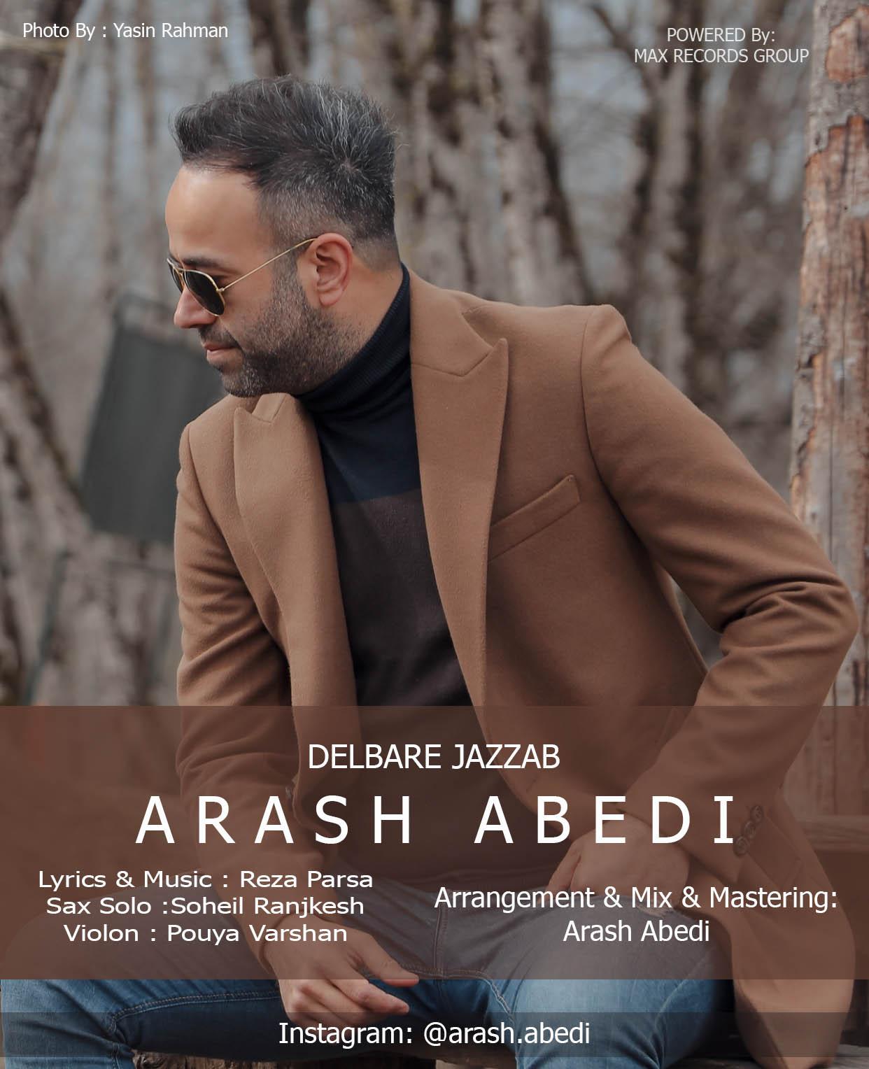 Arash Abedi – Delbare Jazzab