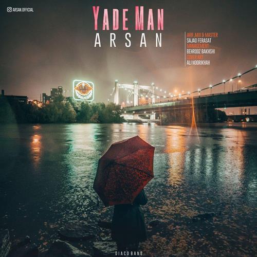 Arsan – Yade man