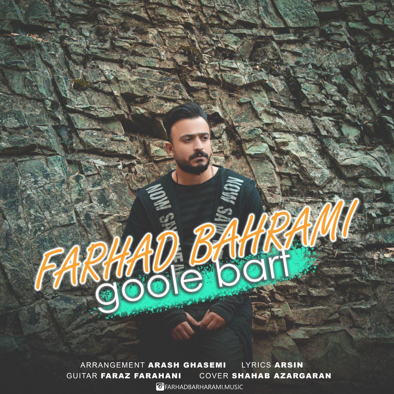 Farhad bahrami – Goole Barf