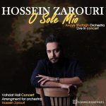 Hossein Zarouri – O Sole Mio