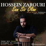 Hossein Zarouri-San Siz Olan