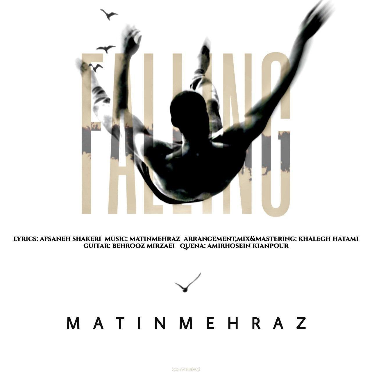 Matin Mehraz – Falling