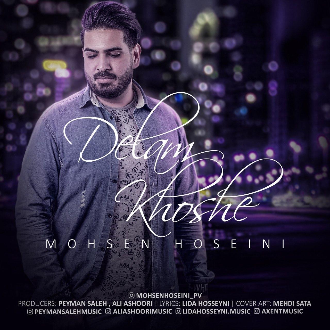 Mohesn Hoseini – Delam Khoshe