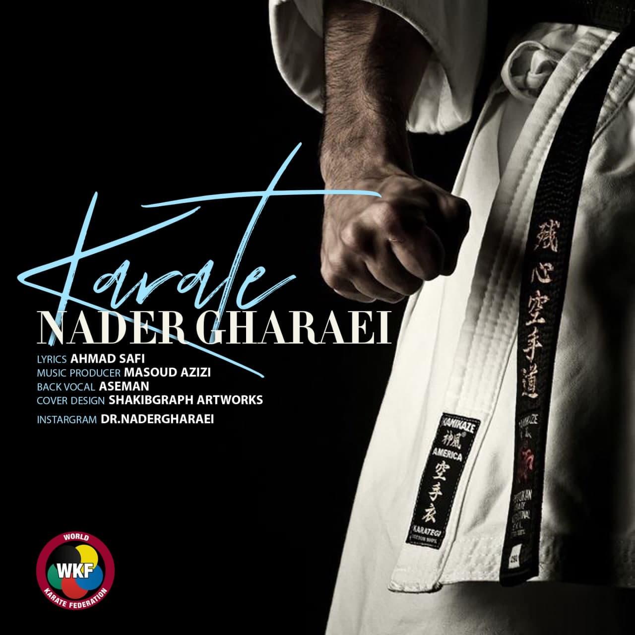 Nader Gharaei – Karate