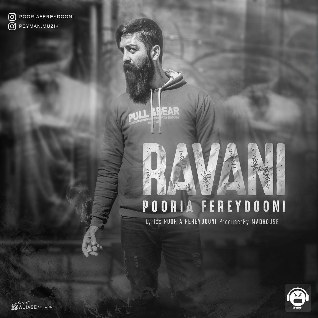 Pooria Fereydooni – Ravani