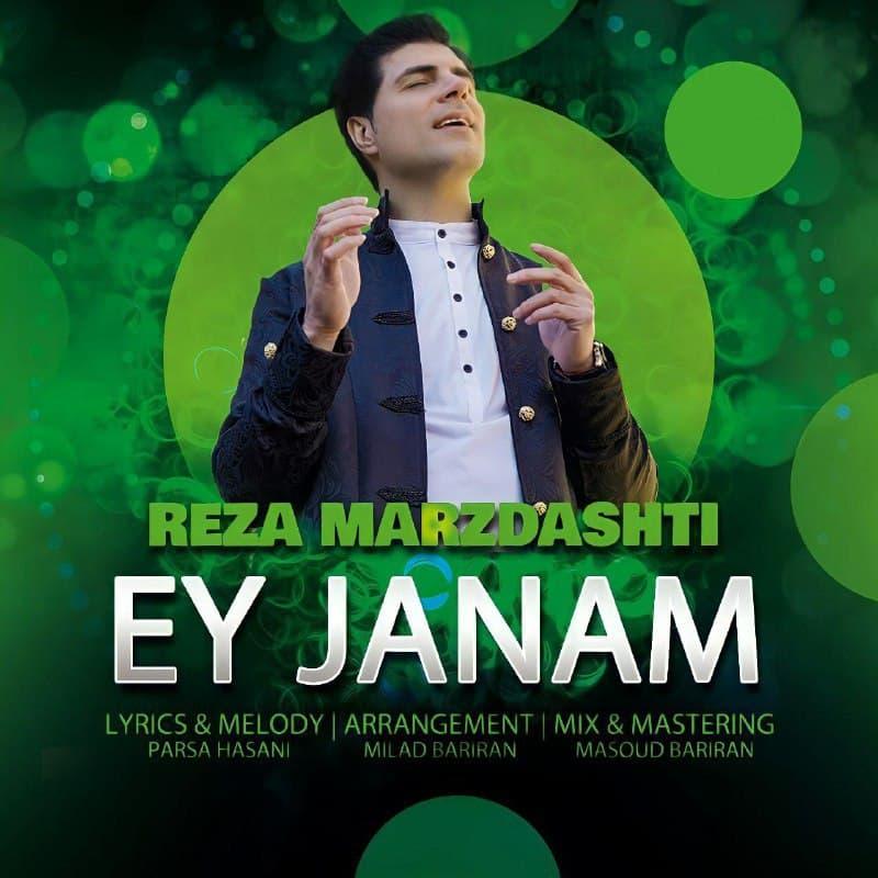 Reza Marzdashti – Ey Janam