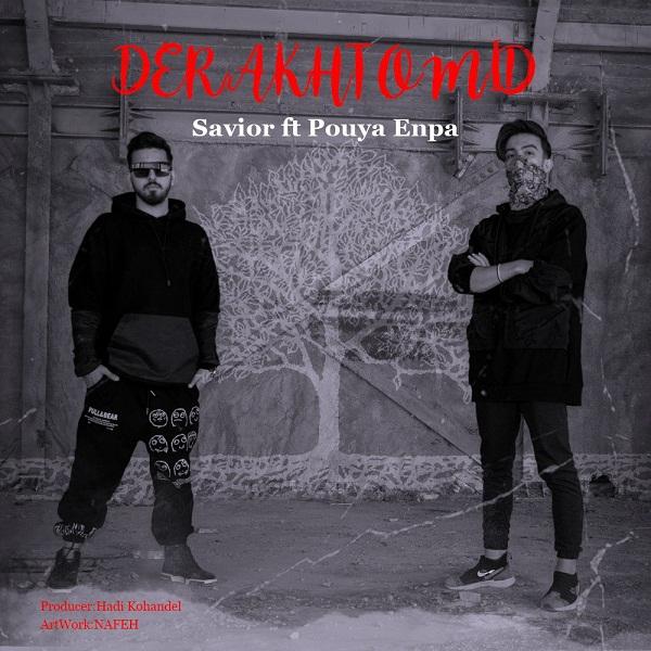 Savior ft pouya Enpa – Derakht omid