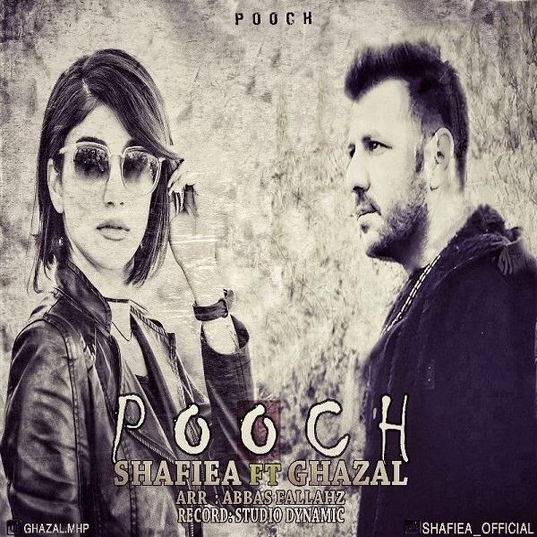 Shafiea ft ghazal – Pooch