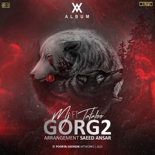 Sohrab MJ And Amir Tataloo – Gorg 2