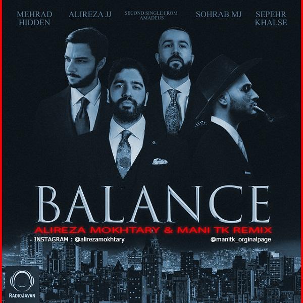 Zedbazi – Balance (Alireza Mokhtary & Mani Tk Remix)