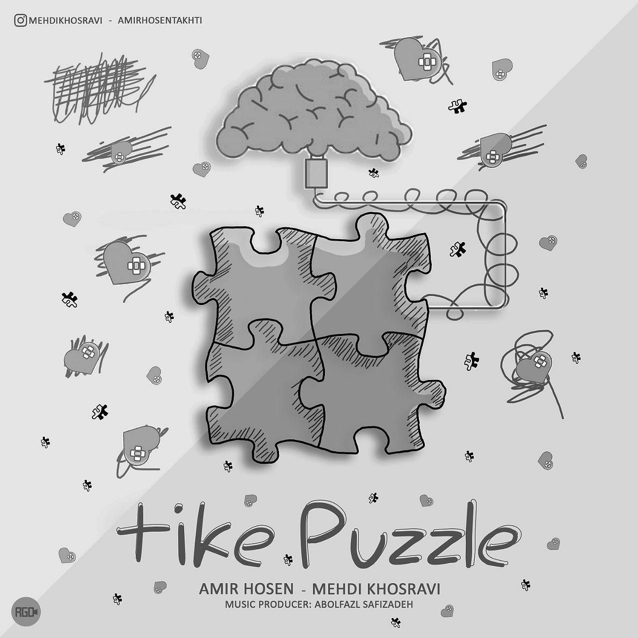AmirHosen & Mehdi Khosravi – Tike Puzzle