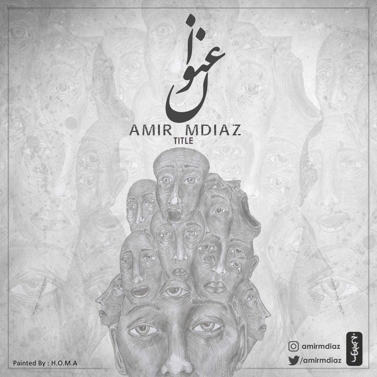 Amir Mdiaz – Onvaan