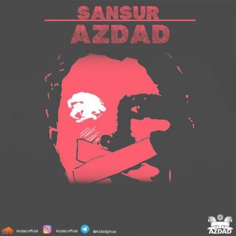 Azdad (Sazesh & Monji & Iham ) – Sansur