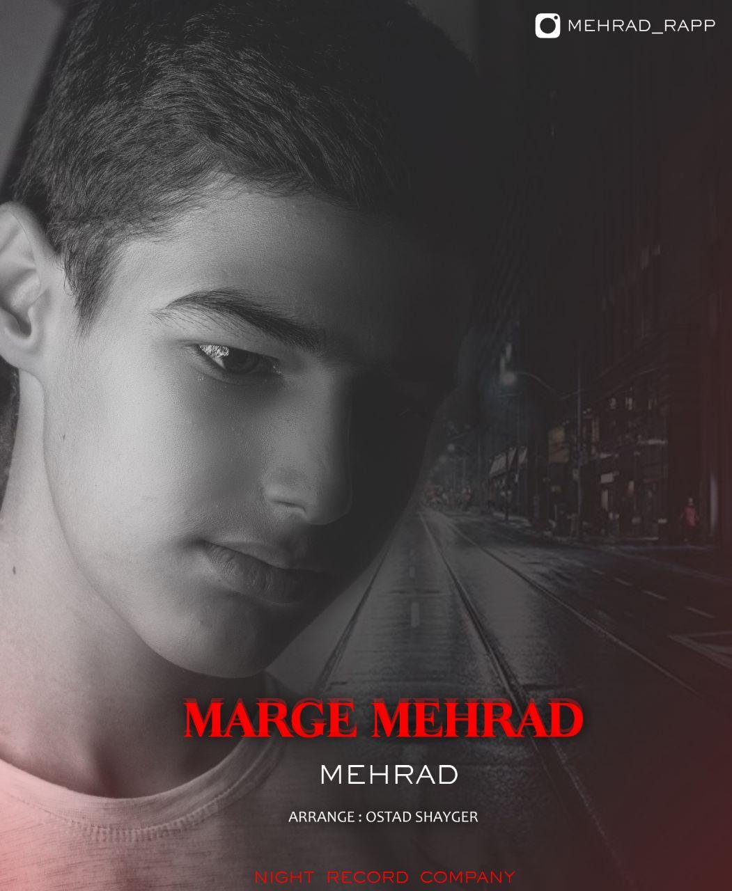 Mehrad – Marge mehrad