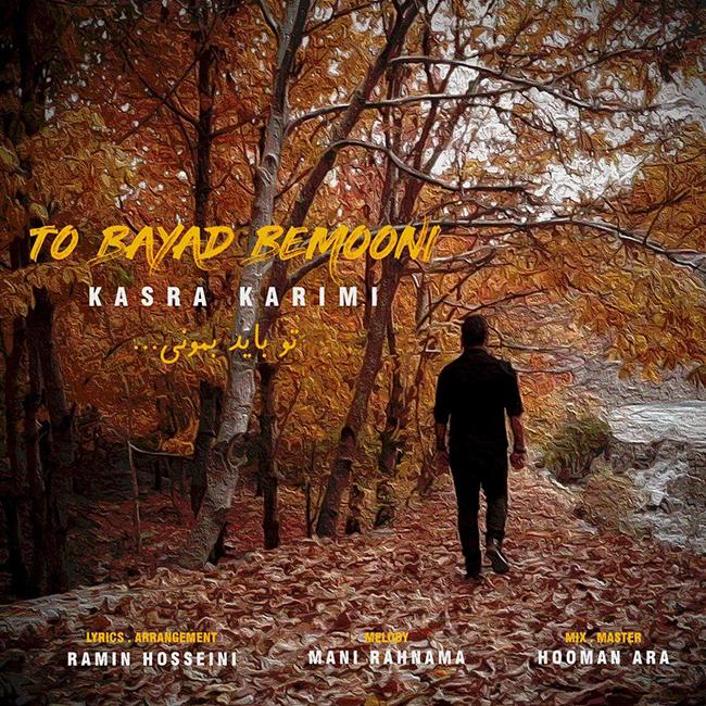 Kasra Karimi – To Bayad Bemooni
