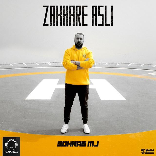 Sohrab MJ – Zakhar Asli