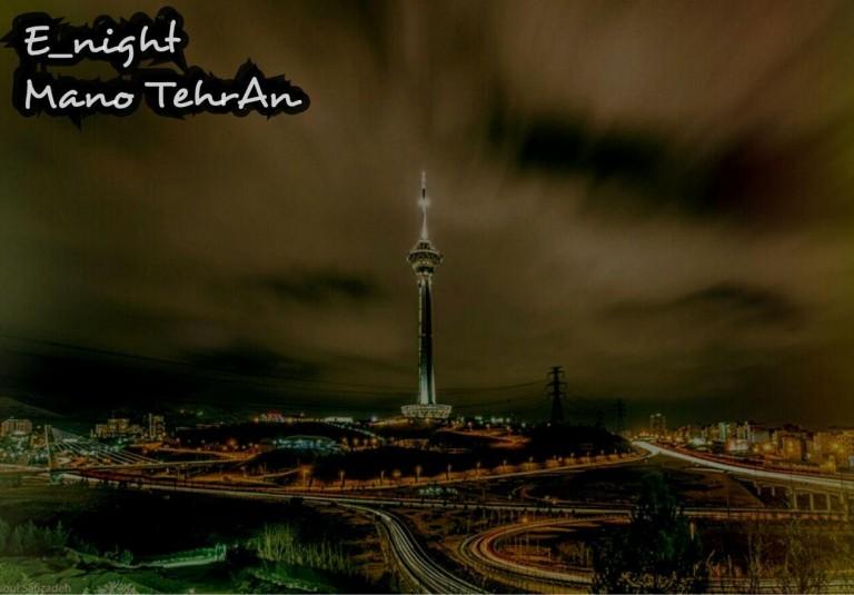 E,night – Man o Tehran