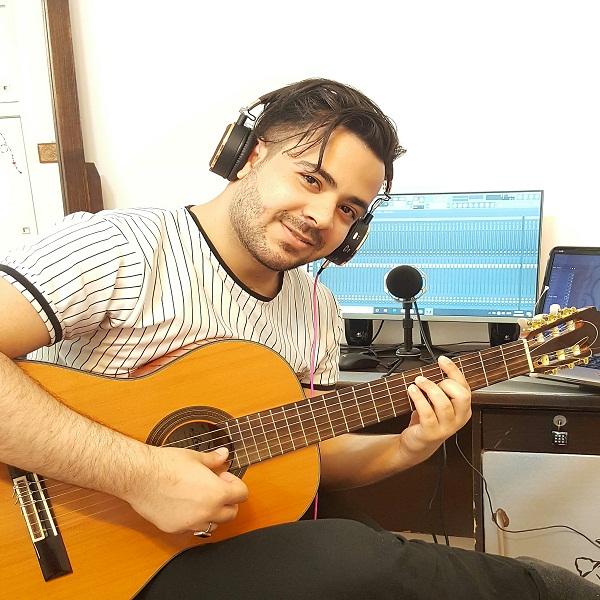 بیوگرافی آهنگساز جوان و با استعداد محمد سعیدی