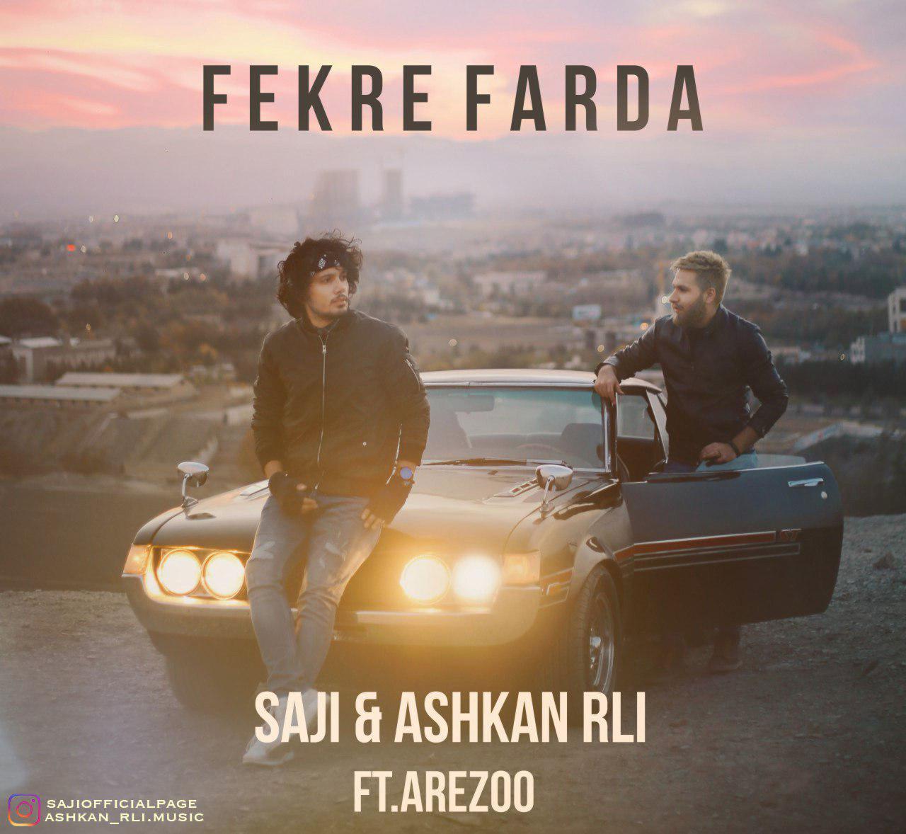 Saji & Ashkan Rli - Fekre Farda